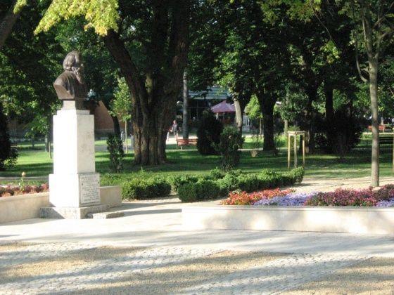 Tagore-sétány, Balatonfüred
