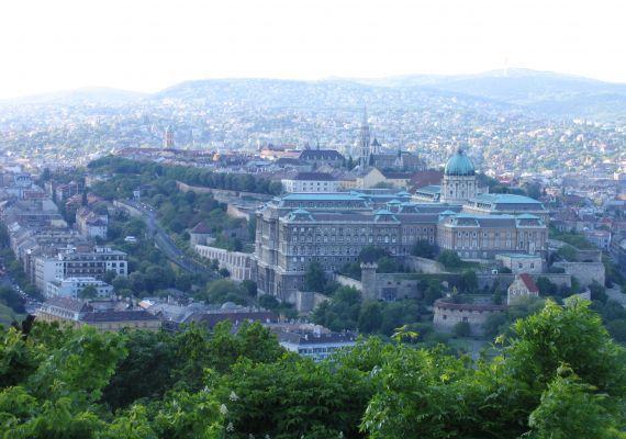 Budavári Palota, Budapest