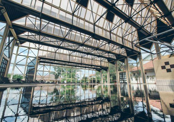 Gyopárosi Gyógy-, Park- és Élményfürdő, Orosháza-Gyopárosfürdő