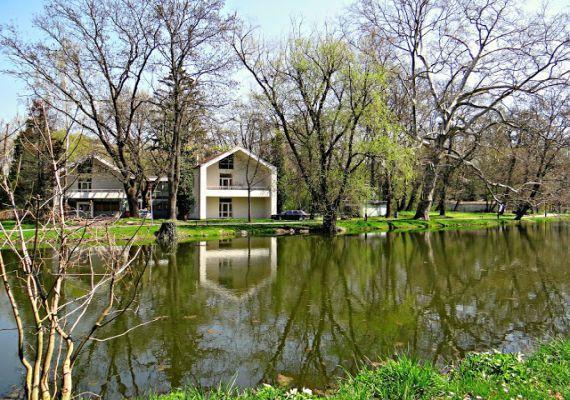 Károlyi-kastély parkja, Fót