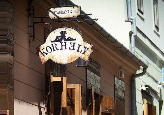 Korhely Étterem - Pub, Pécs