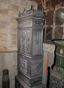 Bardi János öntöttvas kályhagyűjteménye, Hajdúsámson