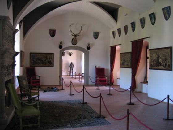 Ozorai Pipo-várkastély, Ozora