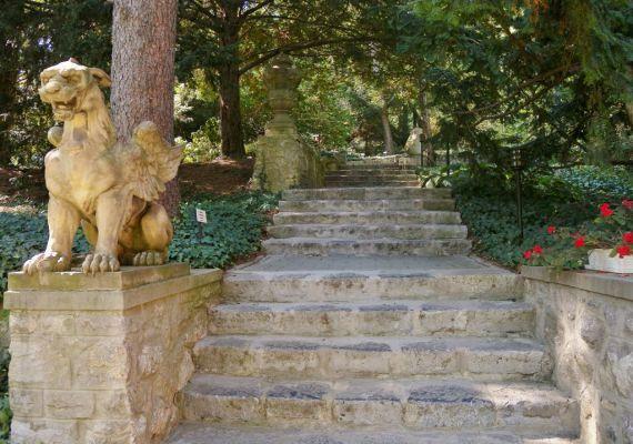 Pintér-kert Arborétum, Pécs